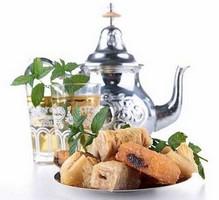 thé menthe à la marocaine